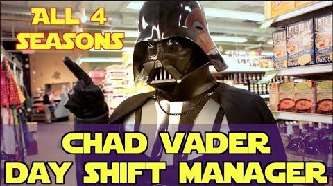 Chad Vader Day Shift Manager Seasons 1-4