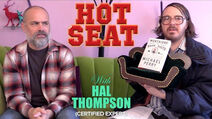 Hot seat with hal thompson