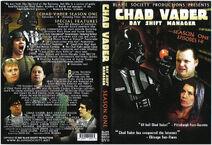 Chad vader season 1 dvd