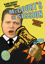 Mccourt's in session dvd