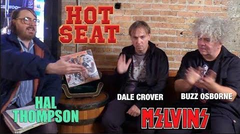 Hal interviews The Melvins