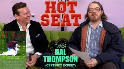 Actor Dan Davies (Ed Gein The Musical) Interview Hot Seat With Hal Thompson