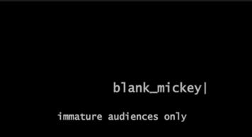 Blankmickeypic