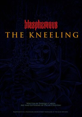 Comic The Kneeling Cover