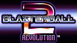 Blasterball2RevolutionLogo
