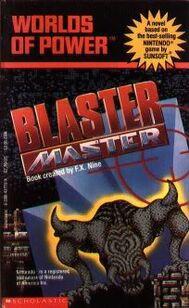 BlasterMasterBook