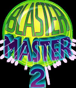 BlasterMaster2Logo