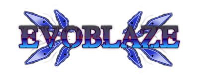 EvoBlaze Logo Test 2
