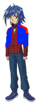 Yukito ritona full body by ltdtaylor1970-d6wpbwl