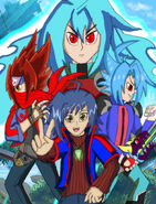 Yukito and his gods from by brunolin-d8v59zw