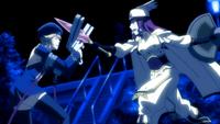 BlazBlue Alter Memory (Episode 7, Screenshot, 1)