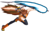 Makoto Nanaya (Sprite, 214A-D)