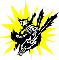 Mitsuyoshi (Sprite, electrocuted)