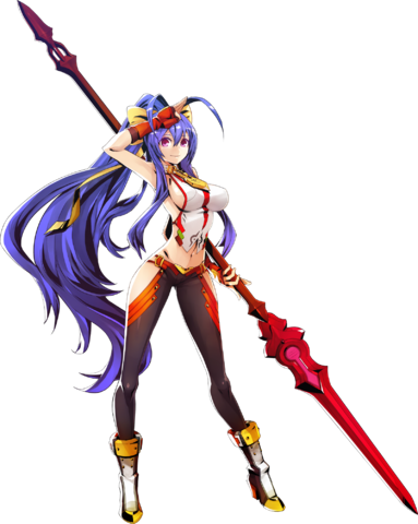File:Mai Natsume (Centralfiction, Character Select Artwork).png