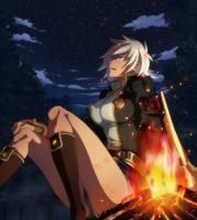 Bullet (Chronophantasma, Arcade Mode Illustration, 1)