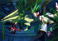 BlazBlue Phase Shift 1 (Colored illustration, 2)