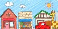 Centralfiction (Story mode Background, 182)