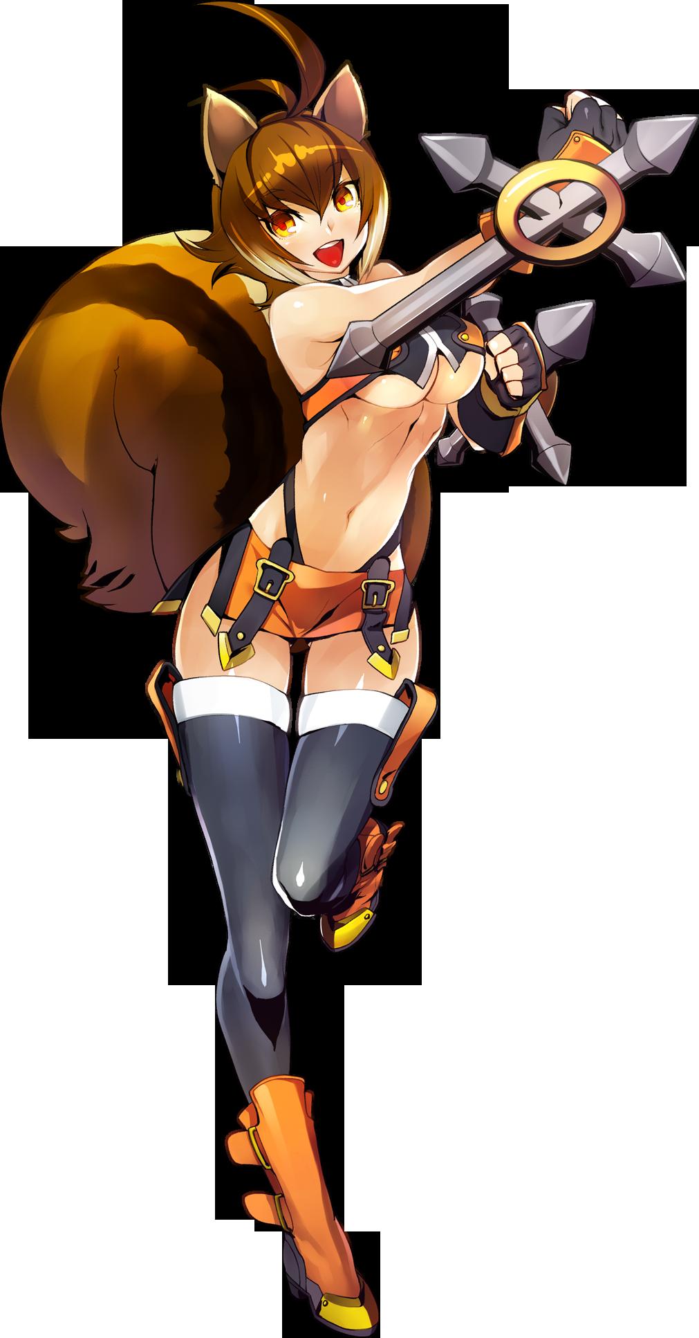 Makoto Nanaya | BlazBlue Wiki | FANDOM powered by Wikia