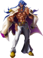 Azrael (Chronophantasma, Character Select Artwork)