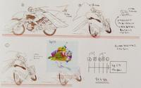 Kagura Mutsuki (Concept Artwork, 6)