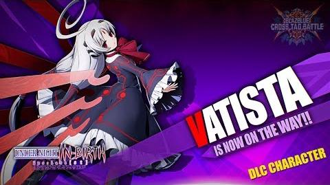 BlazBlue Cross Tag Battle Character Introduction Trailer 8