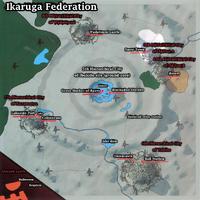 Ikaruga Federation (map)