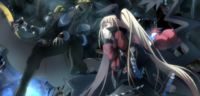 Rachel Alucard (Centralfiction, arcade mode illustration, 5)
