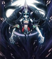 Hades Izanami (Centralfiction, arcade mode illustration, 2)