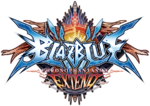 BlazBlue Chronophantasma Extend (Logo)