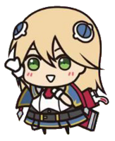 Noel Vermillion (Chibi, New Outfit)