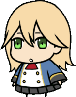 Noel Vermillion (Chibi, School Uniform)