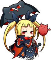 Rachel Alucard (Chibi, Chronophantasma)