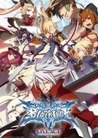 BlazBlue (Continuum Shift, Live Act main visual)