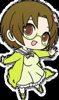 Hinata Himezuru (Chibi, Lost Memories)