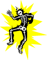 Naoto Kurogane (Sprite, electrocuted)
