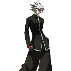 Ragna the Bloodedge (Story Mode Artwork, Normal, Without Jacket)