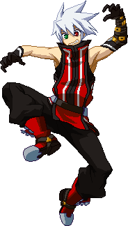 Ragna the Bloodedge (Sprite, Amane's Astral)
