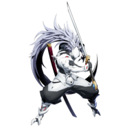 BlazBlue Cross Tag Battle Hakumen Main