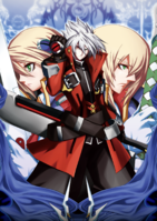 BlazBlue Chronophantasma Story Maniacs Material Collection II (Illustration, 17)