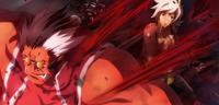 Bullet (Centralfiction, arcade mode illustration, 1)