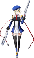 Noel Vermillion (Alternative Dark War, Character Artwork)