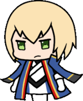 Jin Kisaragi (Chibi)