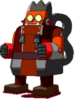 Iron Tager (Sprite, Amane's Astral)