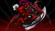 BlazBlue Continuum Shift Material Collection (Illustration, 71)