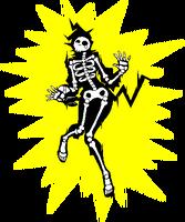 Bullet (Sprite, electrocuted)