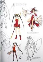 Litchi Faye-Ling (Concept Artwork, 7)