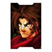 Bang Shishigami (Continuum Shift, Portrait)