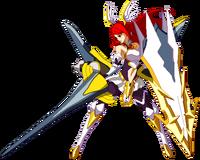 Izayoi (Sprite, Astral Heat suit)