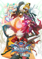 BlazBlue Centralfiction (Arcade Poster, Ver. 2.0)