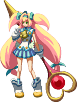Platinum the Trinity (Sprite)